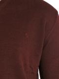 klassischer V-Neck-Pullover boerdeaux Marcello Marabotti